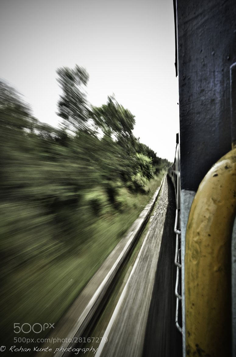 Photograph Too fast to handle by Rohan Kunte on 500px