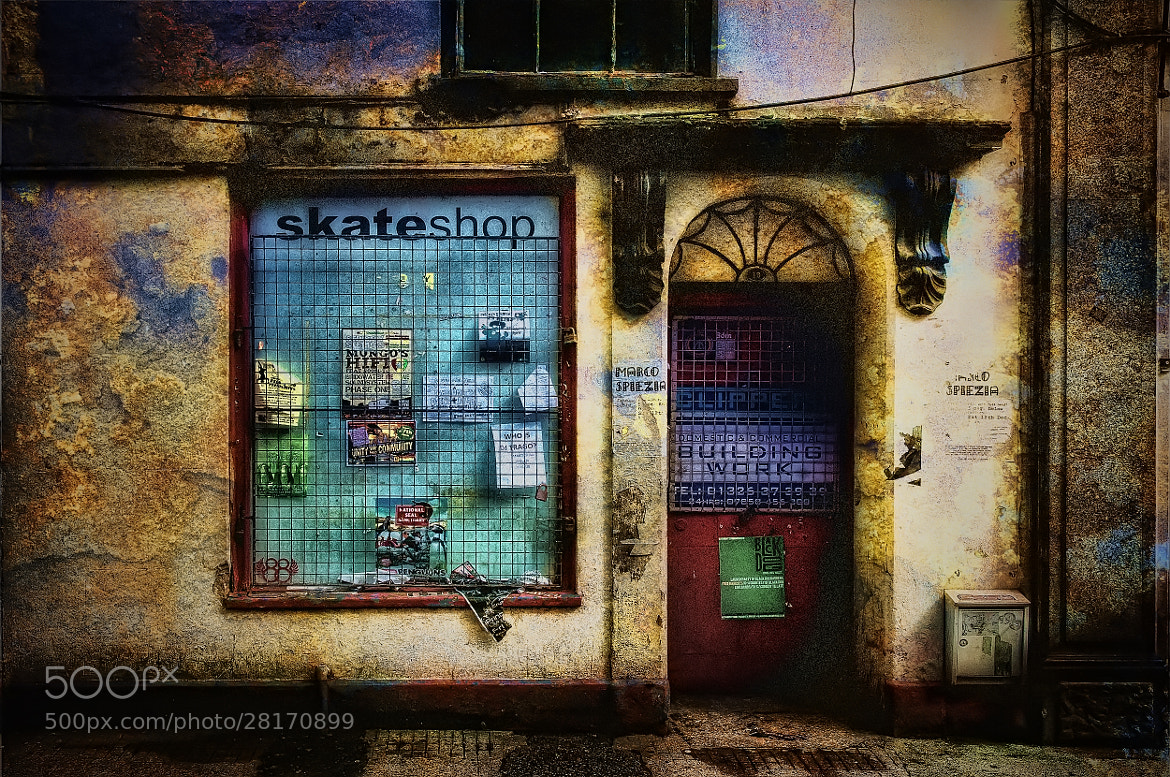 Photograph Skate Shop, Falmouth, Cornwall by Nigel Alexander on 500px