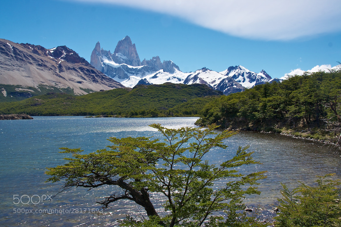 Photograph Fitz Roy (El Chaltén-Argentina) by J.L. Tierno on 500px