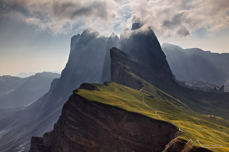 Photograph A New day by Matteo Zanvettor on 500px