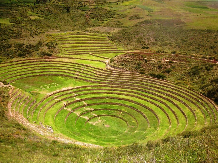 Photograph Moray in Cusco, Perú  by Claudia Kinzl on 500px