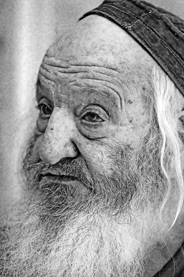 Photograph A kind looking man... by Arthur Talkins on 500px