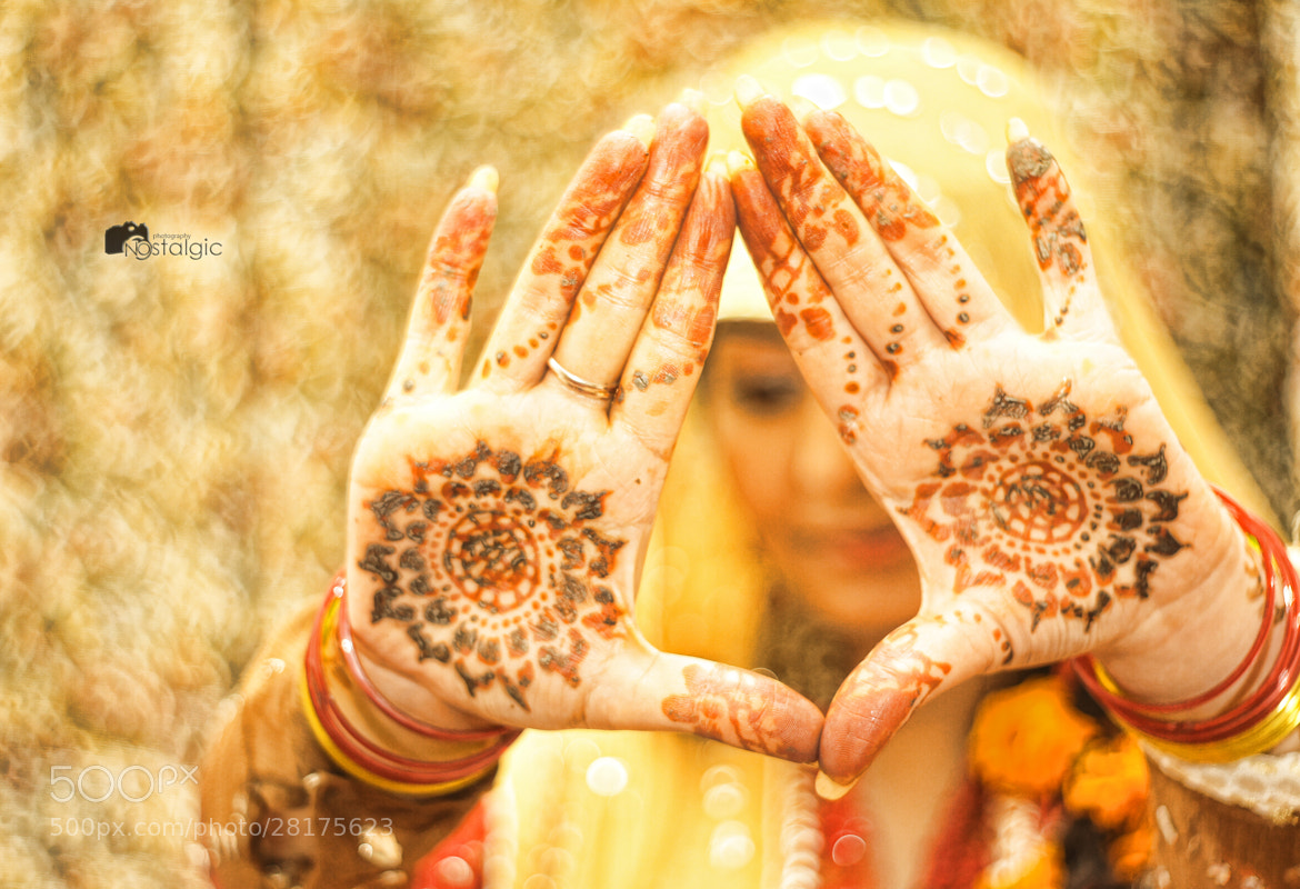 Photograph Mehndi by Nostalgics Photography on 500px