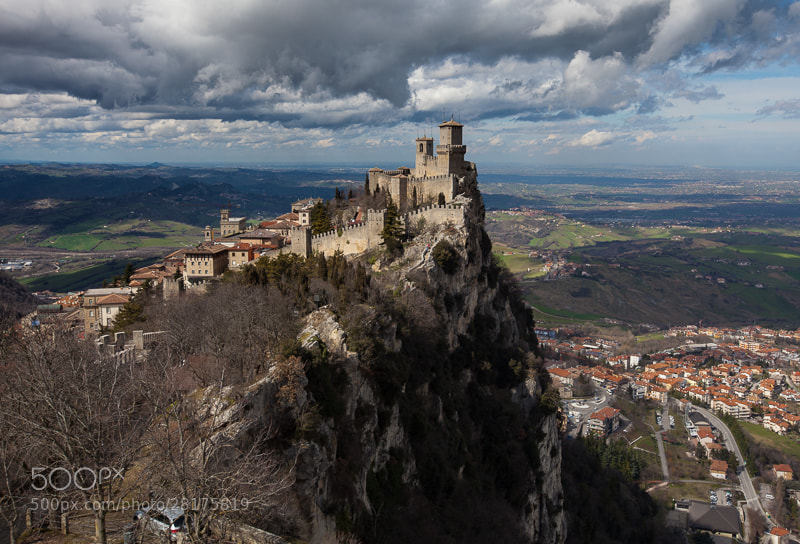Photograph San Marino by Alexander Varlamov on 500px