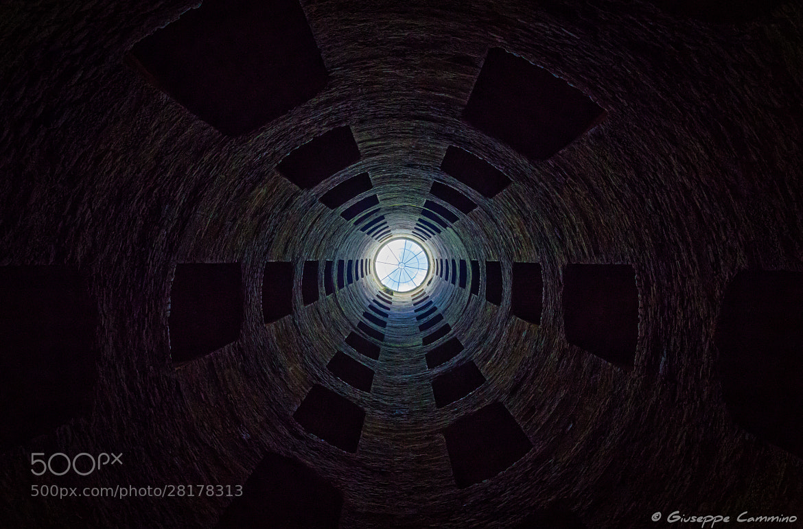 Photograph Orvieto - St. Patrick's Well 02 by Giuseppe Cammino on 500px