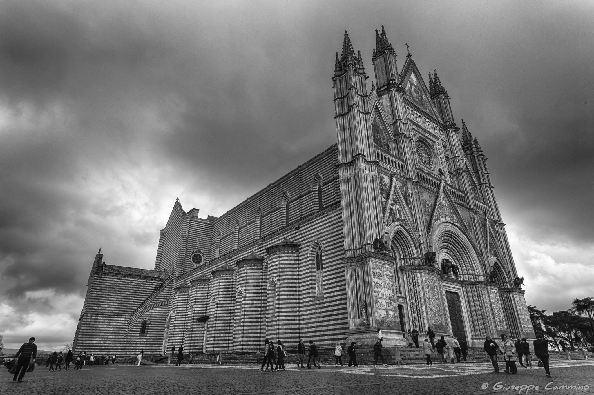 Photograph Orvieto - Orvieto Cathedral by Giuseppe Cammino on 500px