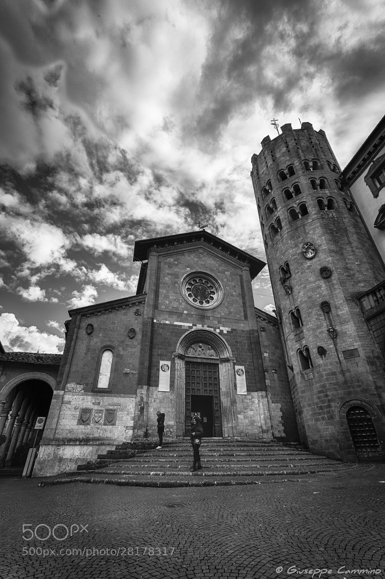 Photograph Orvieto - Chiesa di Sant'Andrea by Giuseppe Cammino on 500px