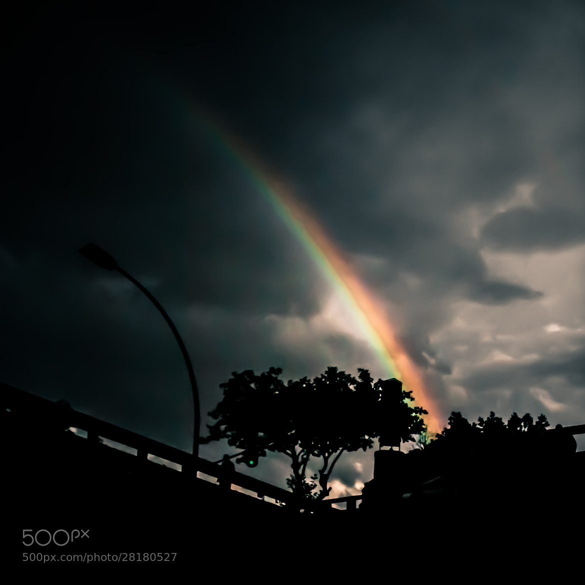 Photograph Rainbow in darkness by Augusto Dauster on 500px