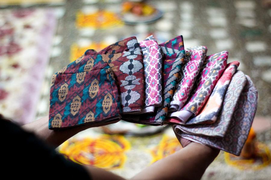 My Dhaka Topis (Nepalese Dhaka Caps) by Razan Joshi on 500px.com