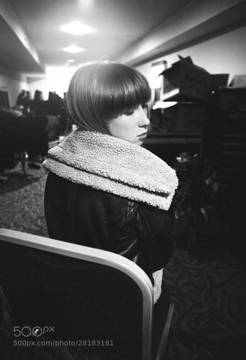 Photograph Elena by Kiril Stanoev on 500px