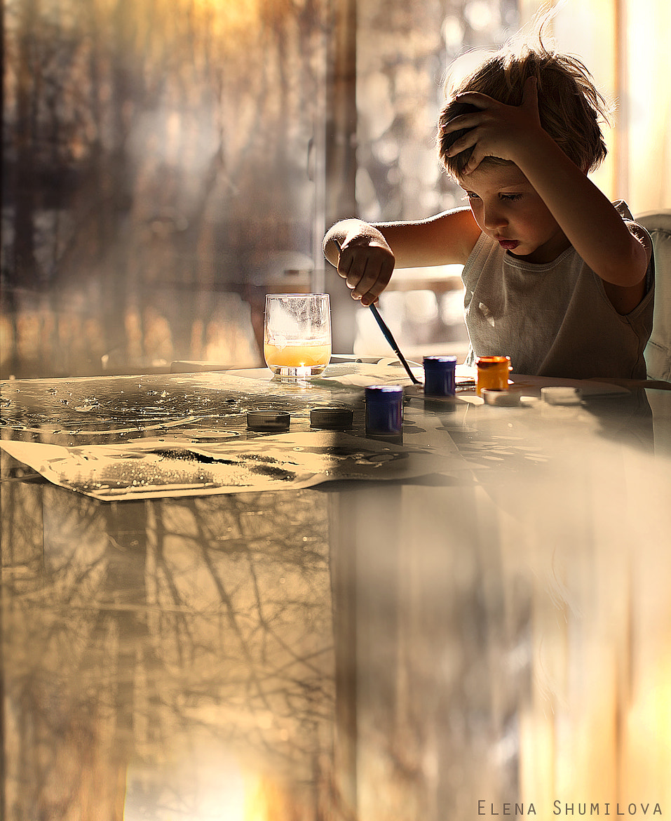 Photograph ...painting spring... by Elena Shumilova on 500px