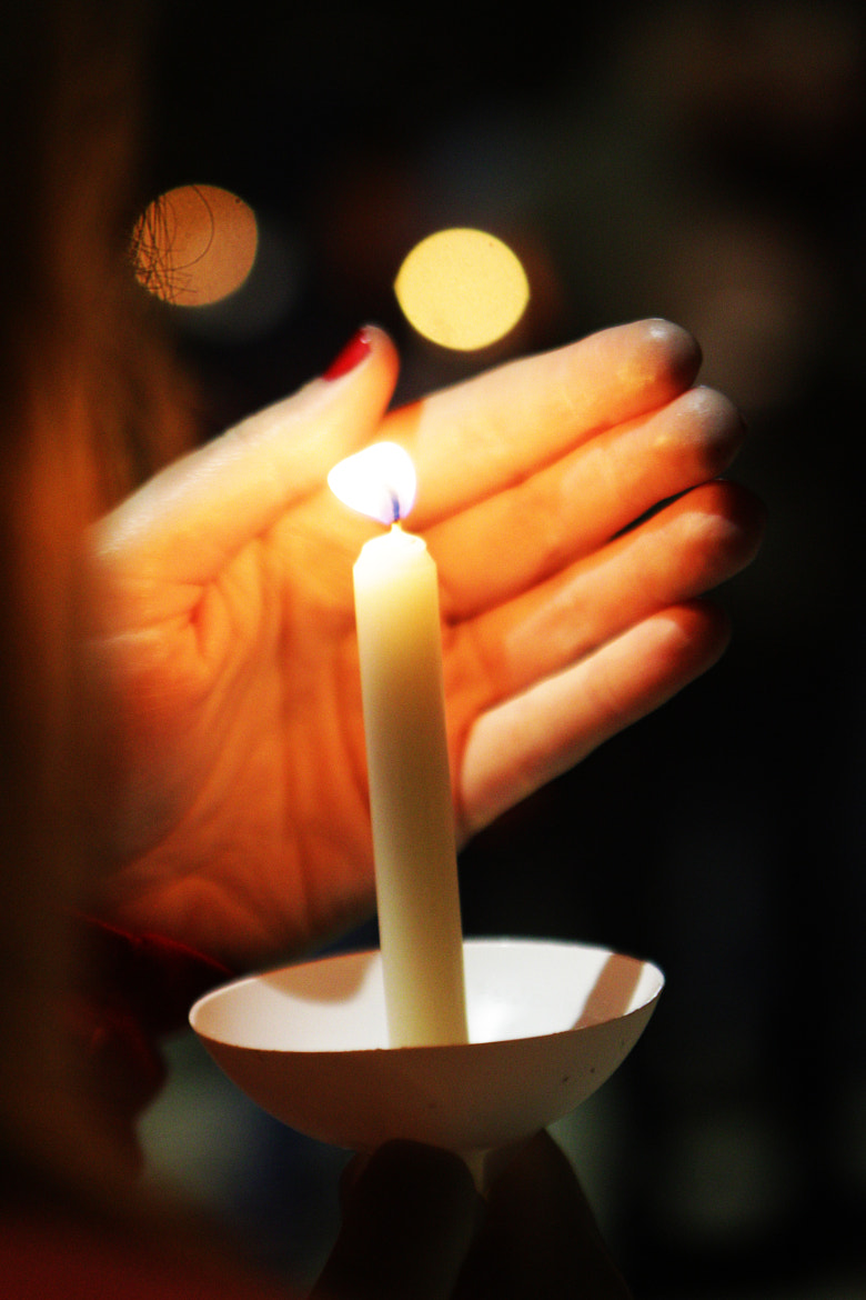 Photograph Candle by Early Rise Productions on 500px