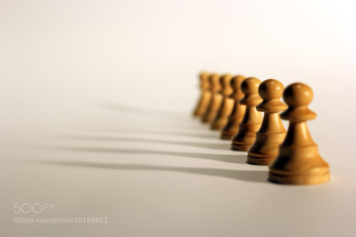 Photograph Chess by Ben  Amies on 500px