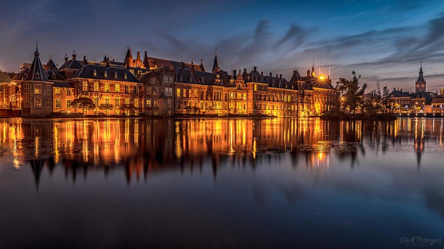 Dutch Parliament by Dick Portegies on 500px.com