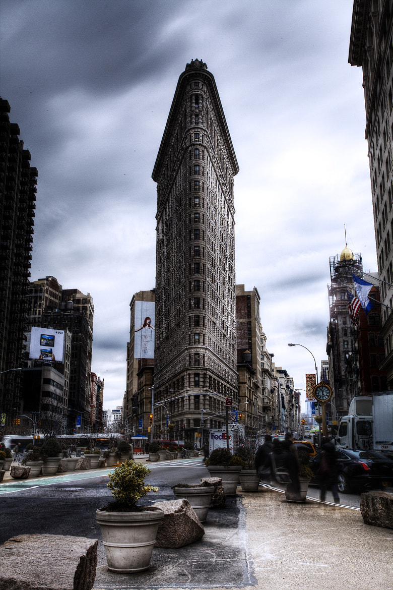 Photograph Flatiron Building - NY by Paulo Ebling on 500px