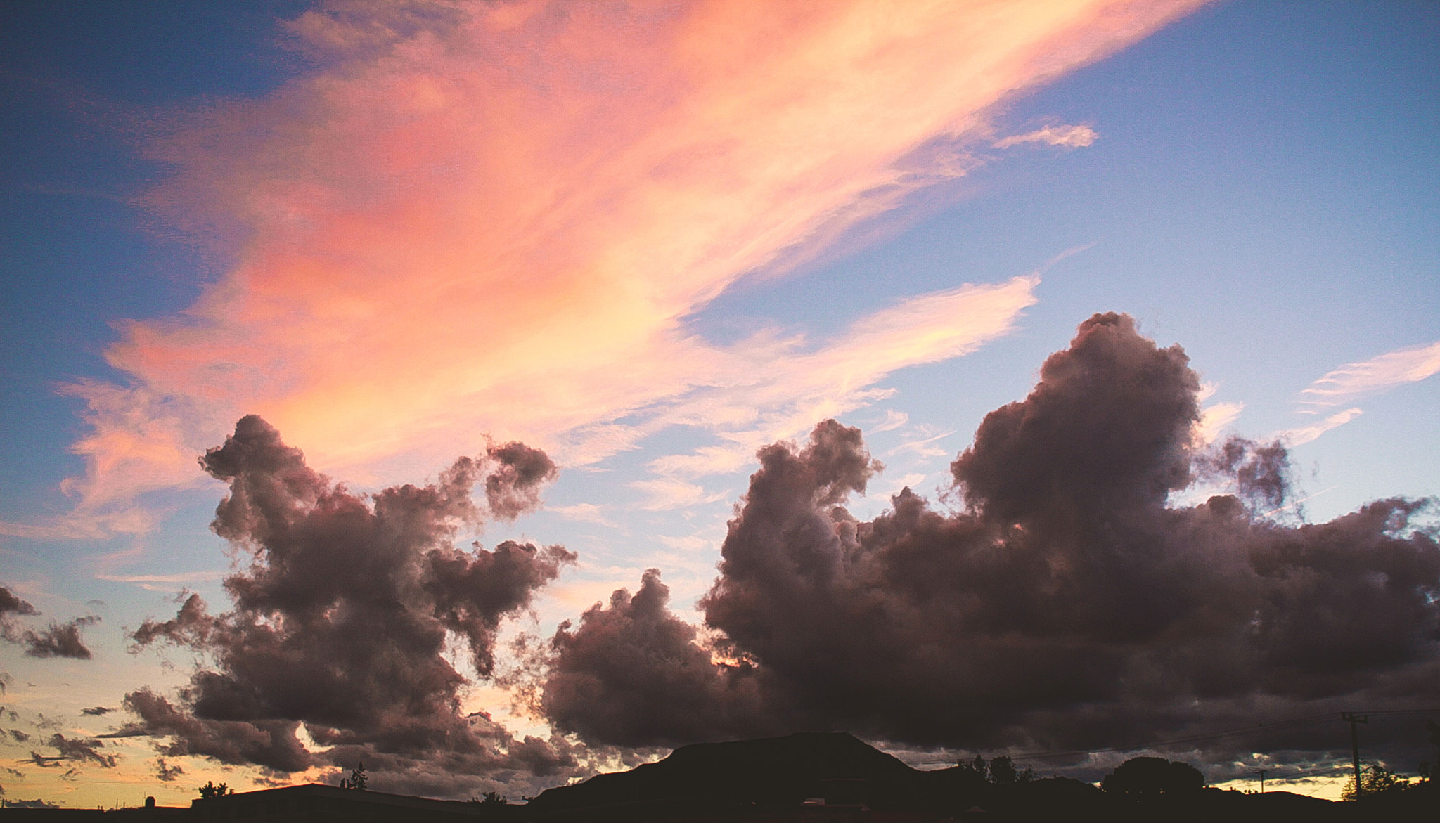 Photograph BLACK CLOUDS by Adan Rodriguez on 500px