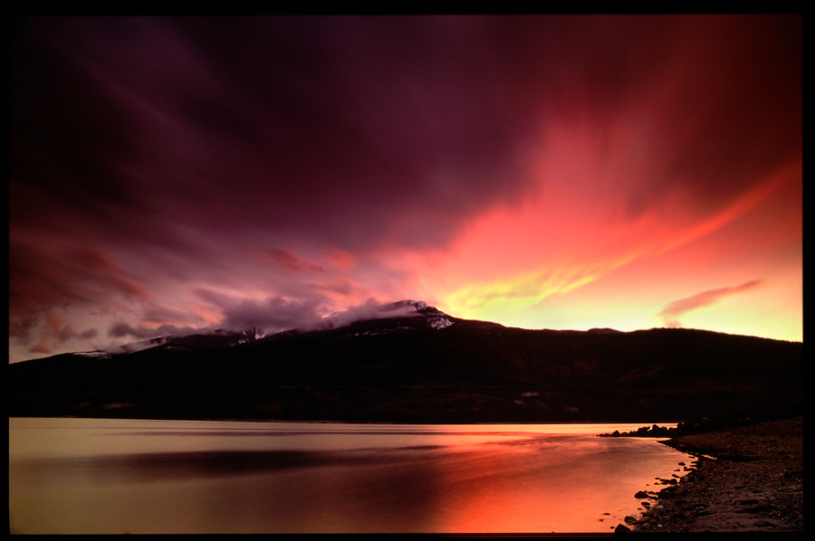Photograph Arrow Lake... by Jacques St-Jean on 500px