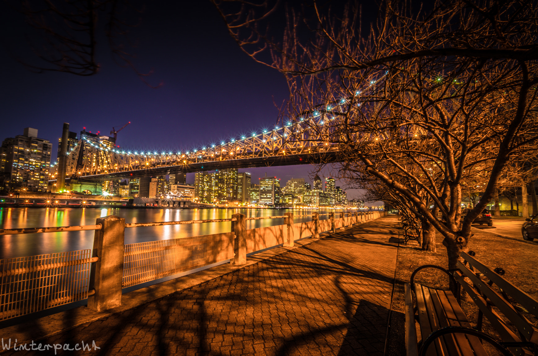 Photograph From Roosevelt Island by Raf Winterpacht on 500px