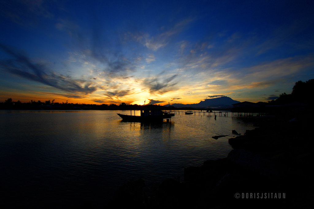 Photograph One fine morning in Mengkabong by Dorisj Sitaun on 500px