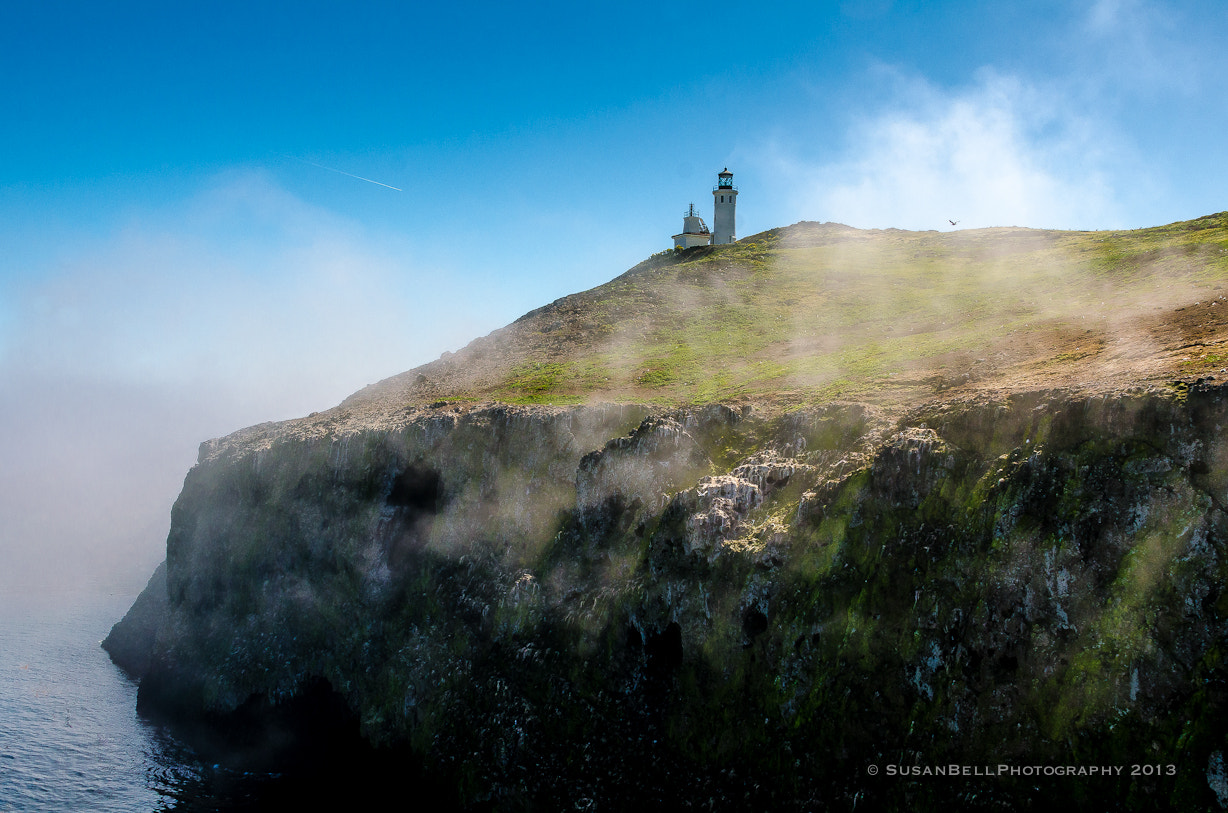 Photograph Anacapa Island Lighthouse by Susan Bell  on 500px