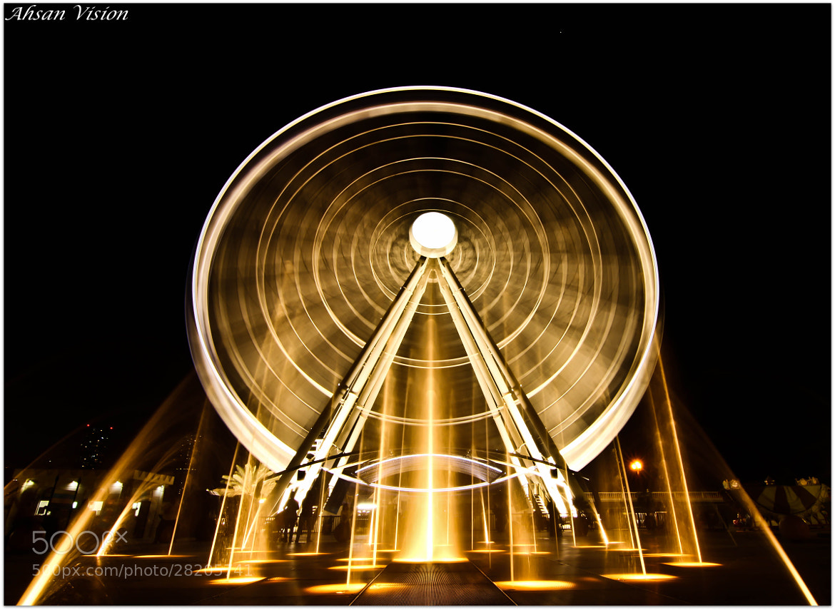 Photograph The Spinning Wheel by Ahsans Vision on 500px