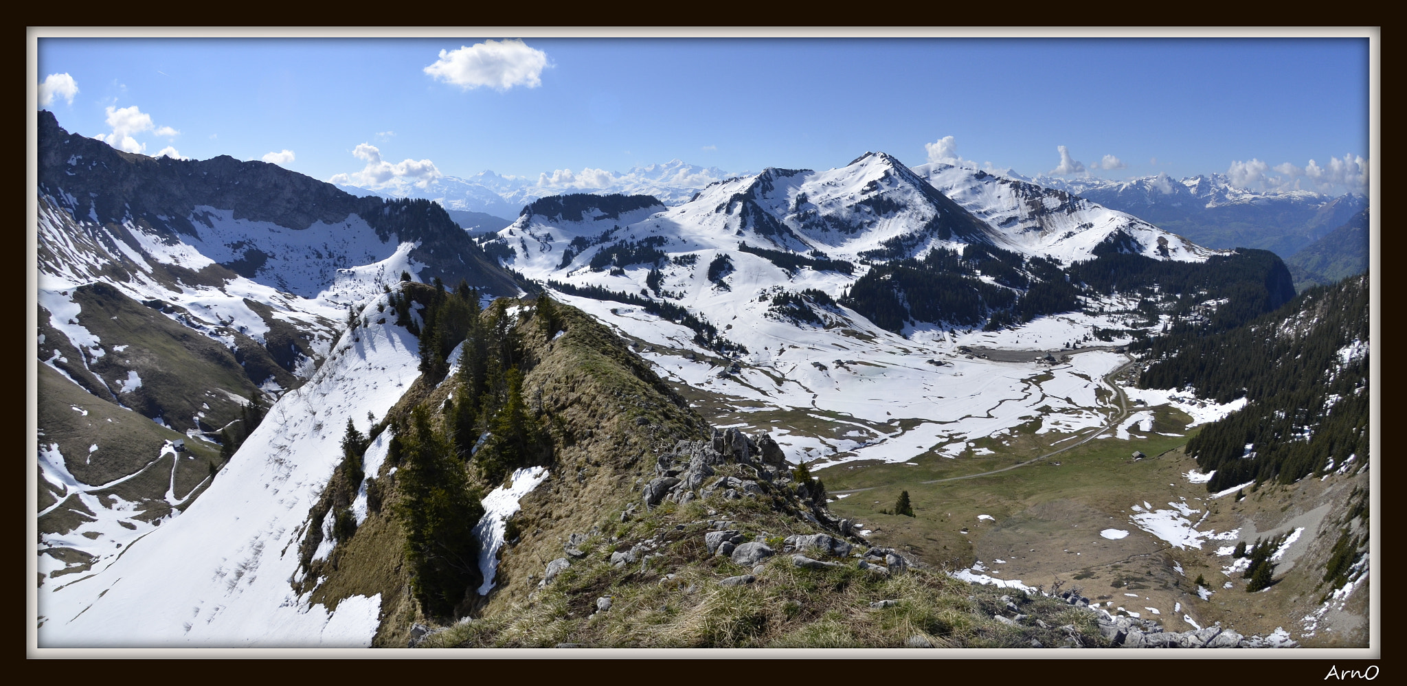 Photograph Plateau de sommand by Arnaud CHATEL on 500px