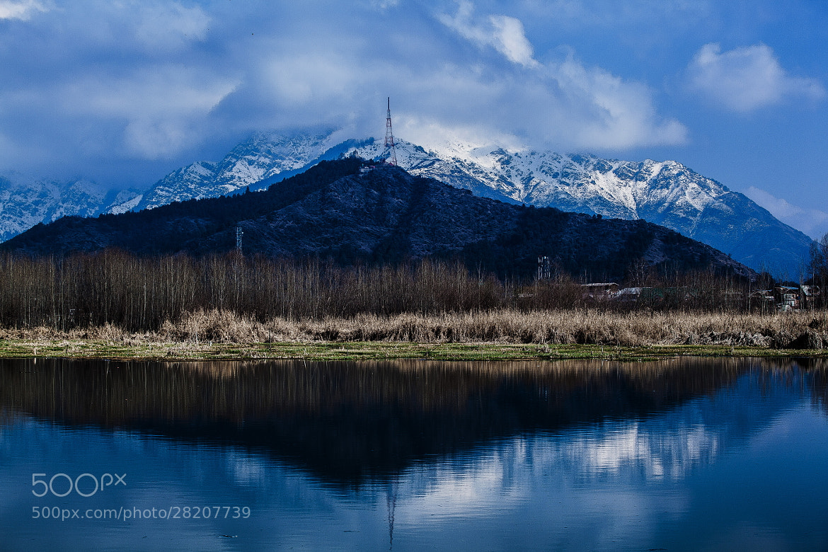 Photograph City Lake Kashmir by Deen Mohammad on 500px