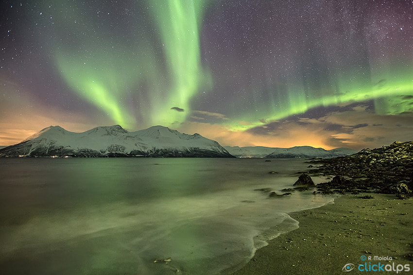 Photograph KP4 Aurora by Roberto Sysa Moiola on 500px