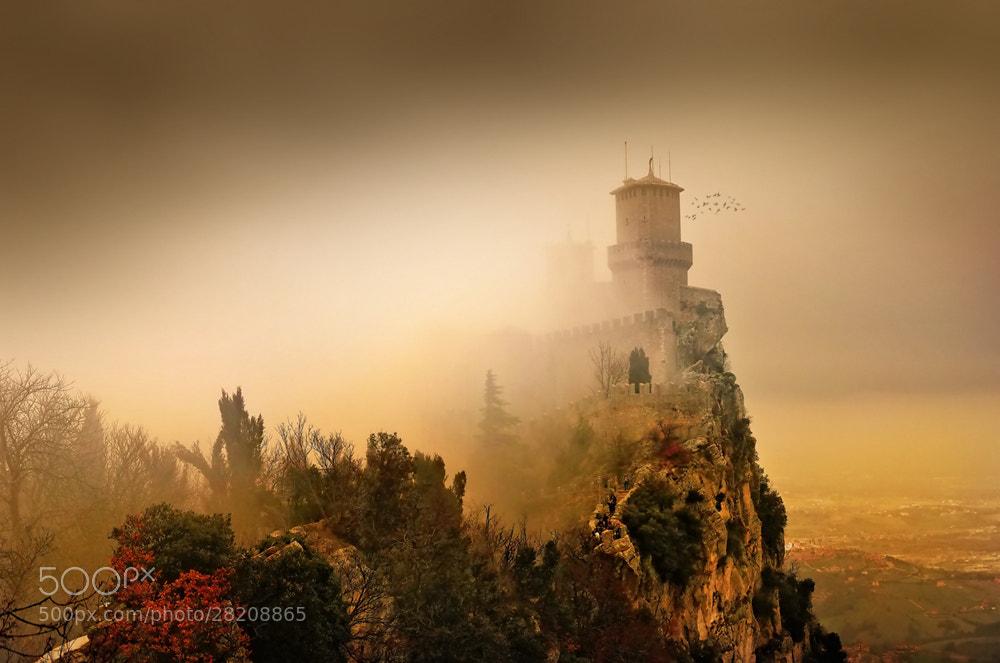 Photograph GUAITA FORTRESS by Albena Markova on 500px