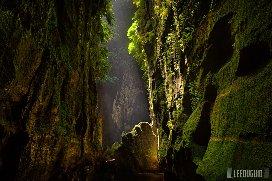 Claustral Canyon by Lee Duguid on 500px.com