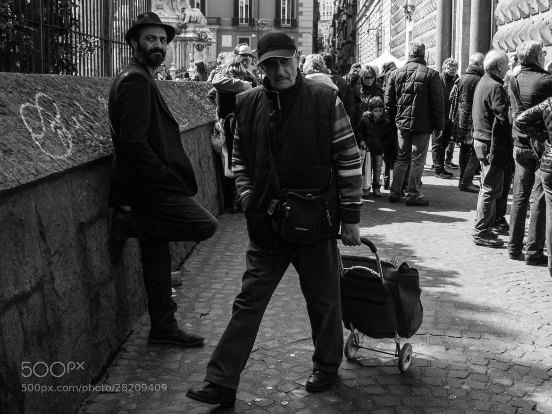 Photograph Mr. Trolley by Mario Mancuso on 500px