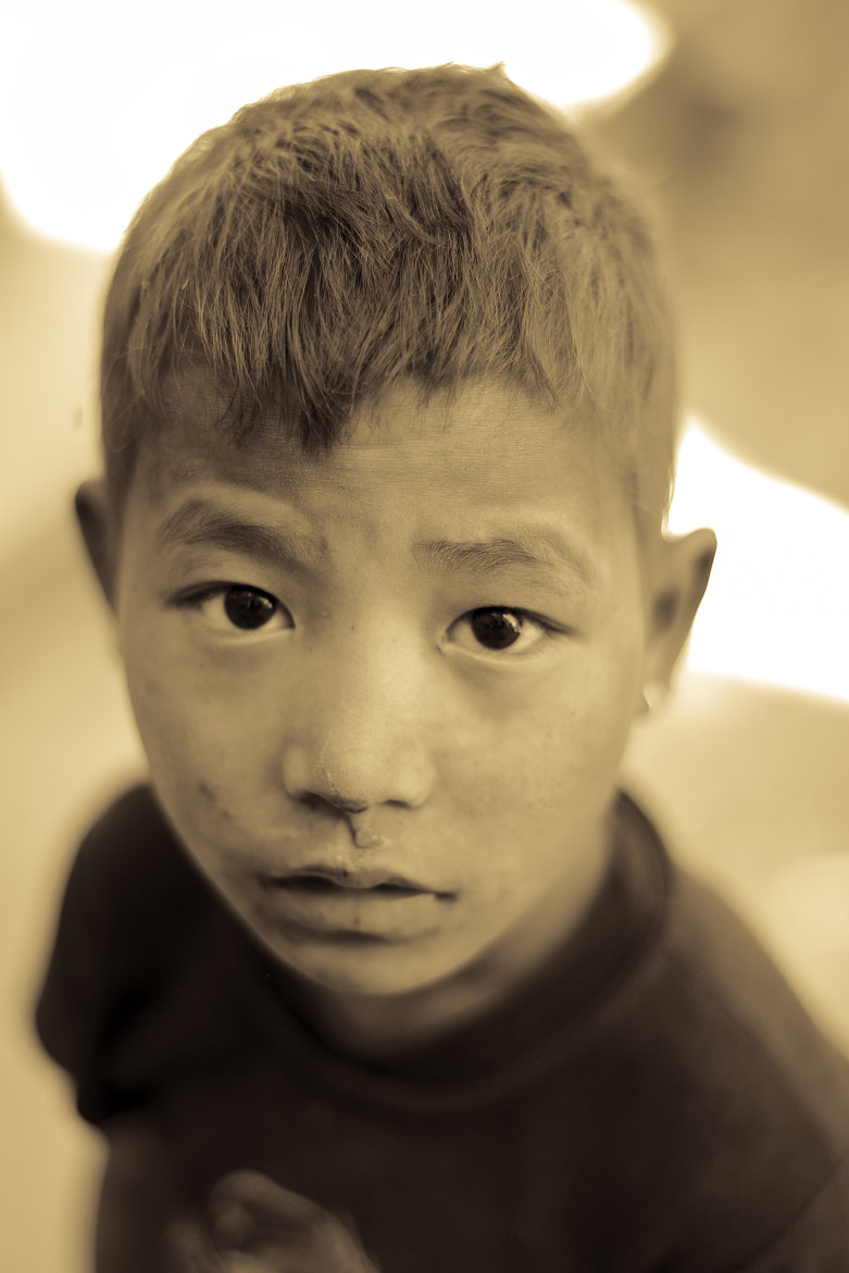 Photograph Faces Of Nepal by Sangesh Shrestha on 500px
