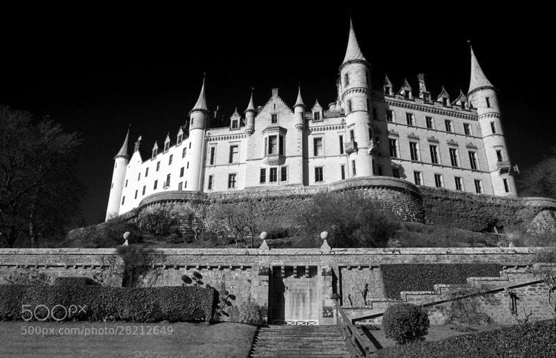 Photograph Dunrobin Castle, Golspie, Sutherland, Scottish Highlands by Heather Leslie Ross on 500px