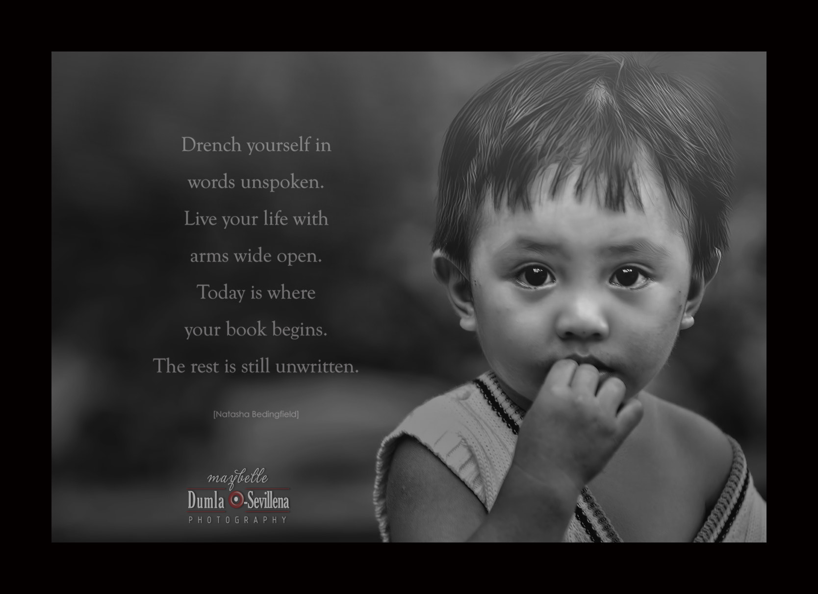 Photograph in the eyes of a child by Maybelle Dumlao- Sevillena on 500px