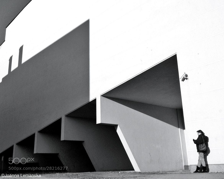 Photograph Sharp shapes by Joanna Lemanska on 500px