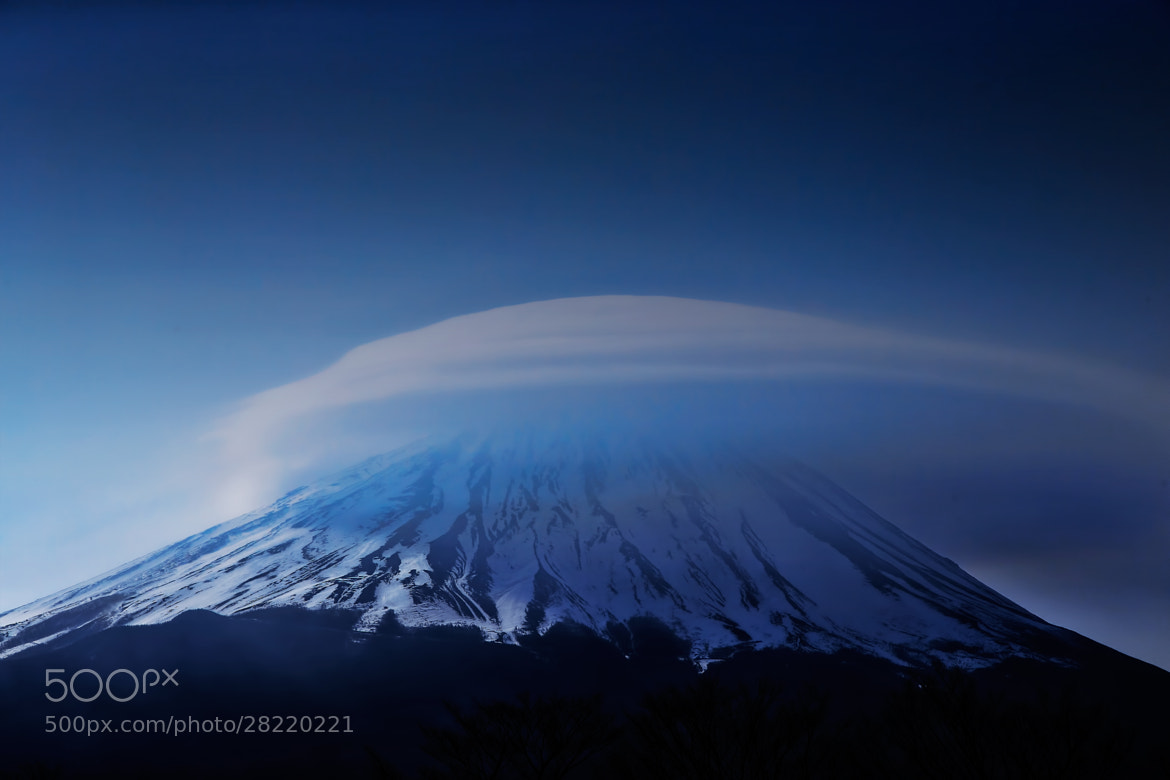 Photograph Cloud over Mt.Fuji by MIYAMOTO Y on 500px