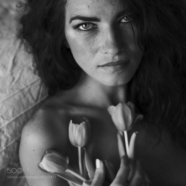Photograph Karolina by Viktoria Panik on 500px