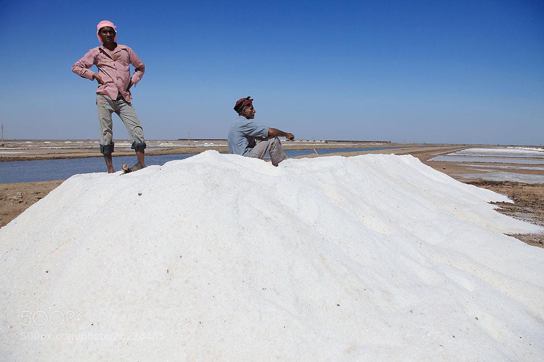Photograph Mountain of Salt by Masashi Mitsui on 500px