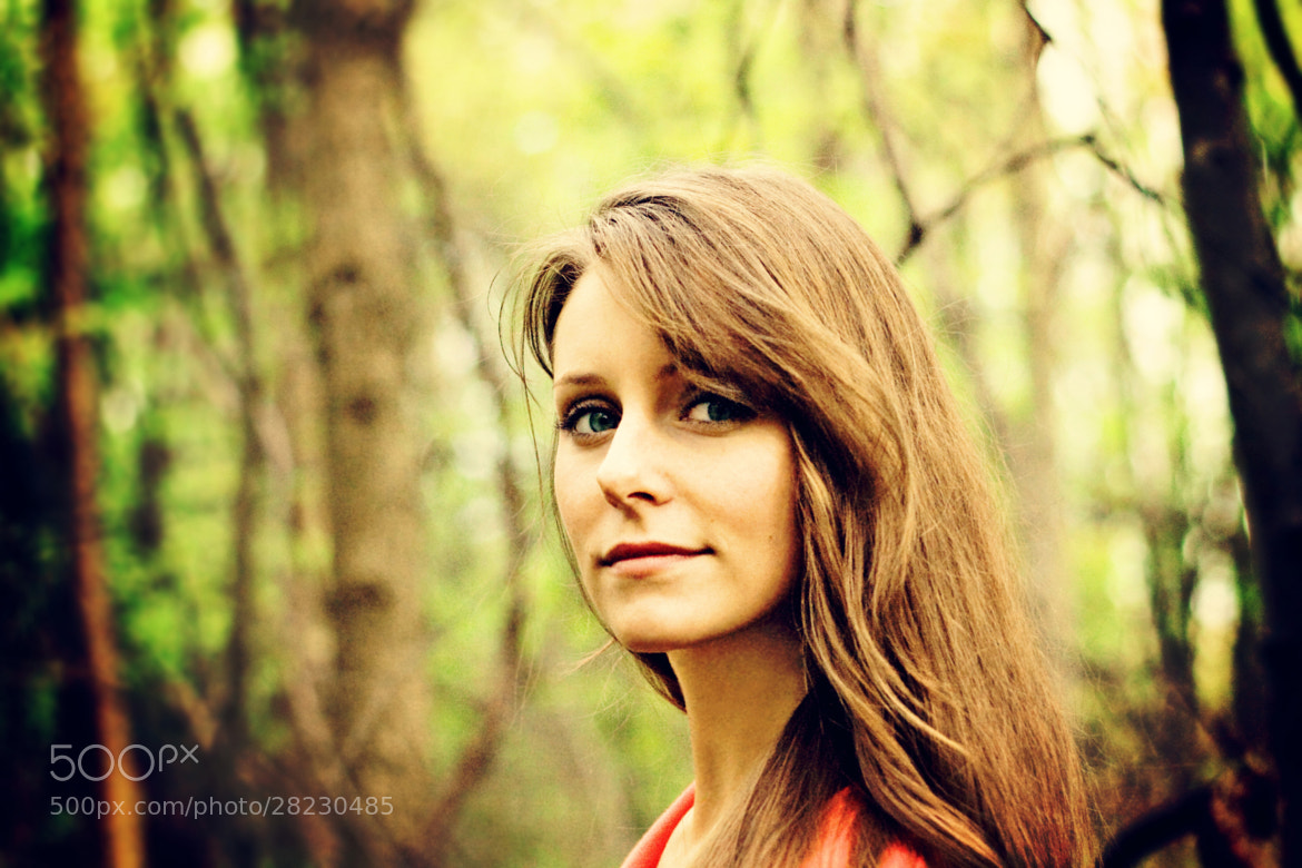 Photograph Erin by Bethany Helzer on 500px