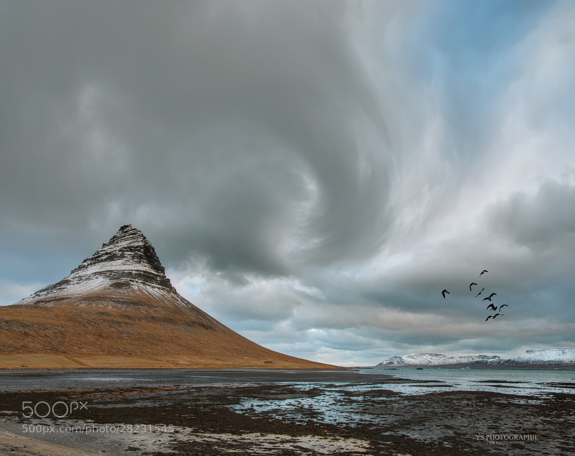 Photograph A STORM IS COMING by Yves Schüpbach on 500px