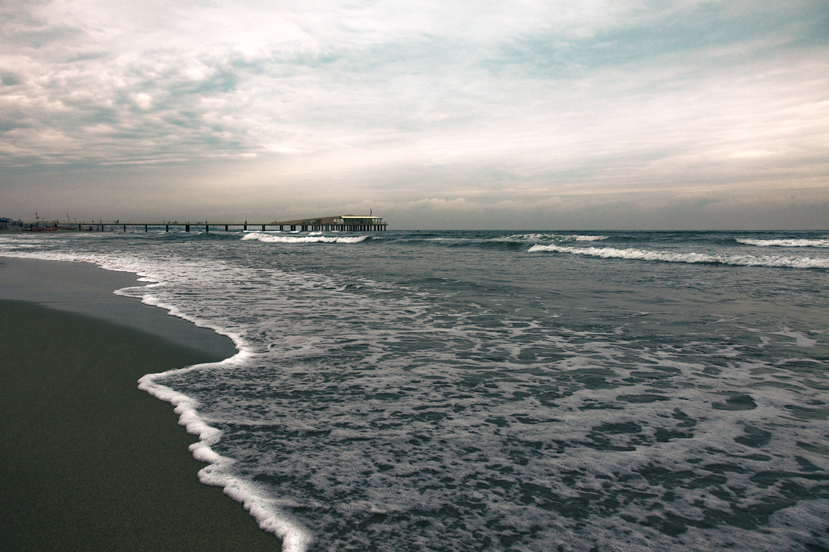Photograph Lido di Camaiore by Philipp Baumann on 500px
