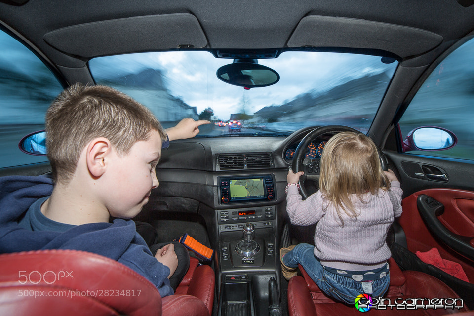 Photograph Eyes on the road kid! by Colin Cameron on 500px