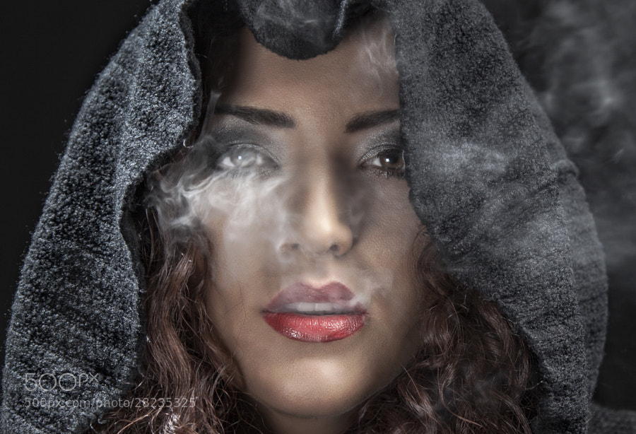 Photograph Smoke by Paulina Biczyc on 500px