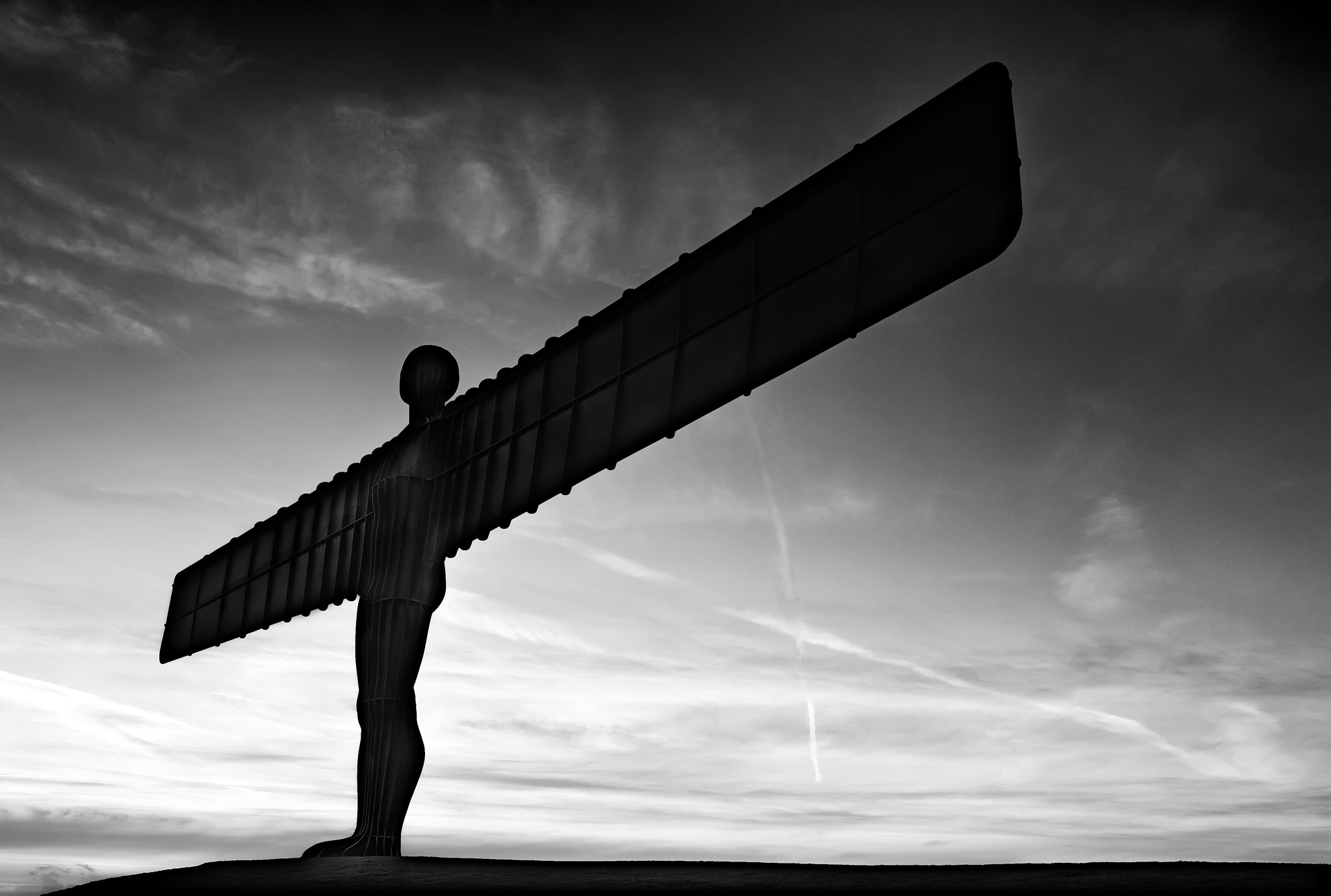 Photograph Angel of the North by Craig Richards on 500px
