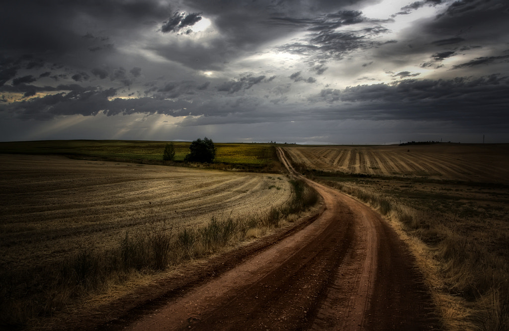 Photograph Camino Rural II by Isidoro M on 500px