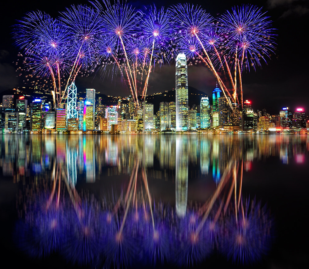 Photograph new years eve by Giovanni Mirabueno on 500px