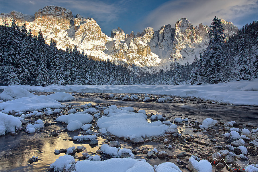 Photograph Frost Days by Matteo Zanvettor on 500px