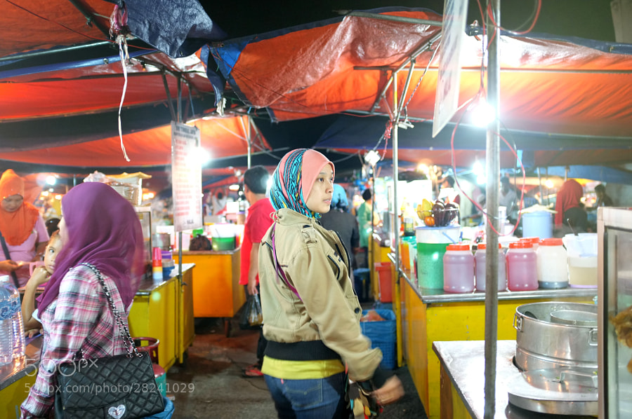 Night Market by ADZRIL SEJAHTERA (kadsekeping)) on 500px.com