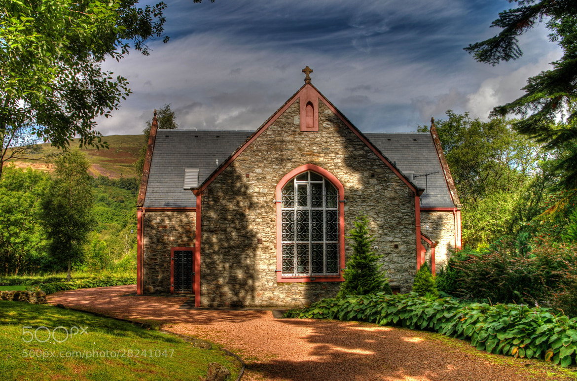 Photograph Church by Hilda Murray on 500px