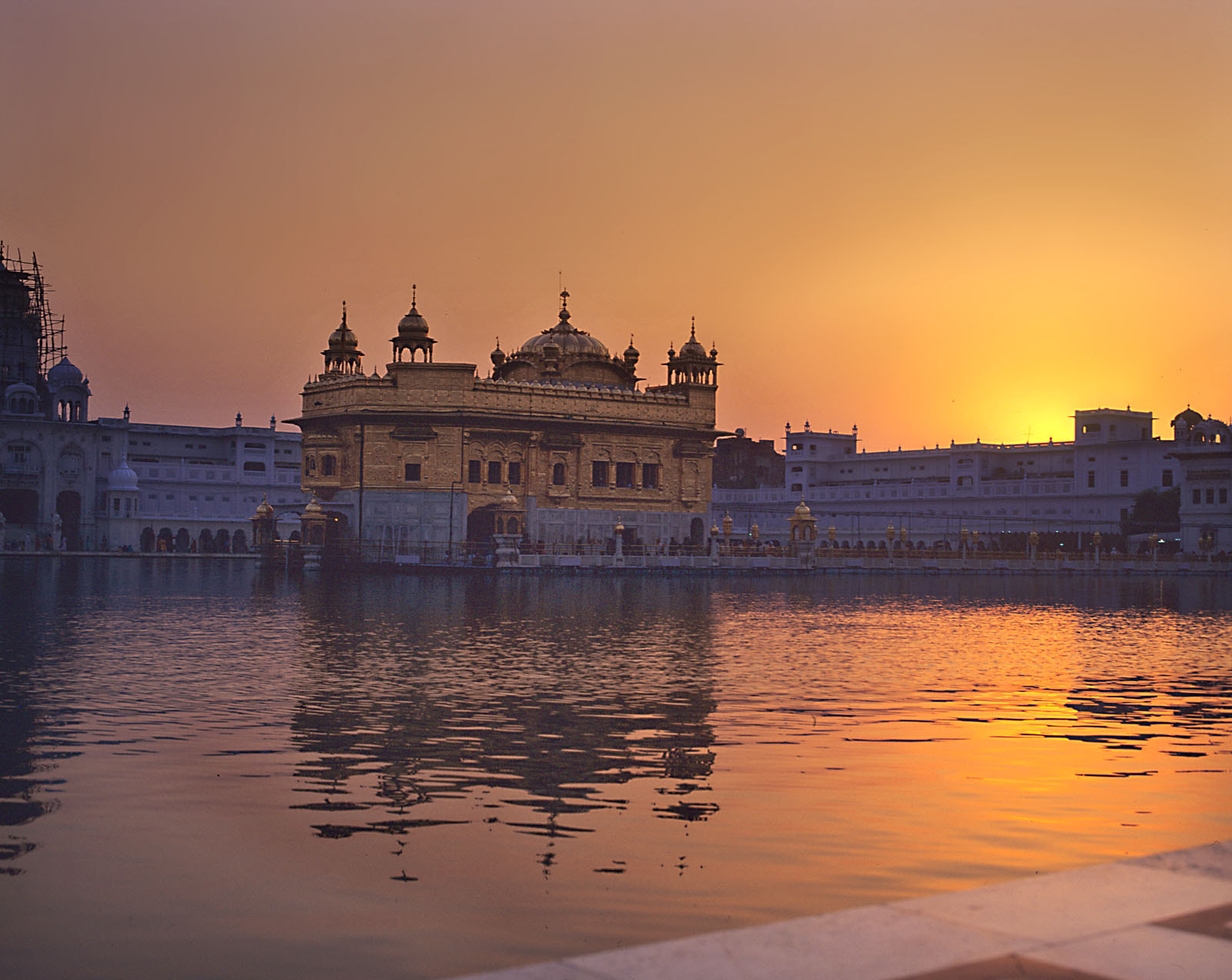 Photograph Golden Temple, Amritsar by Tibor Mester on 500px
